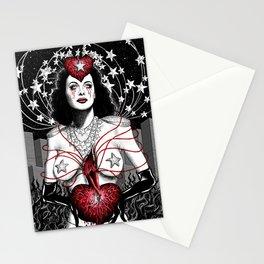 Dark Honeymoon Stationery Cards