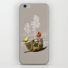 War Is Over iPhone & iPod Skin