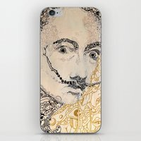 dali iPhone & iPod Skins featuring Dali by Gribouilliz