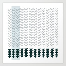 Coit Pattern 7 Art Print