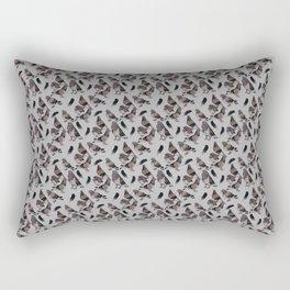 Pigeon Pattern 2 Rectangular Pillow
