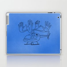 HELLOcopter Laptop & iPad Skin