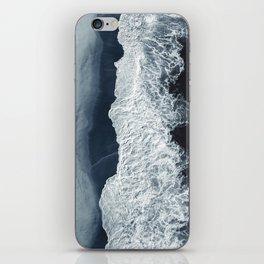 Deep Blue iPhone Skin