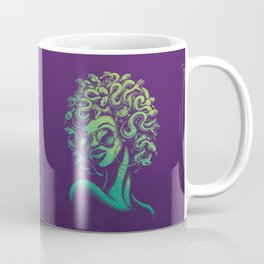 Funky Medusa Coffee Mug