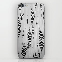 Mystic Yam Eyes iPhone Skin