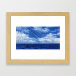 The Tourist Framed Art Print