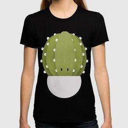 Cactus Nursery Art T-shirt