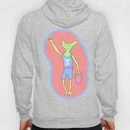 We all love waving, so that's the only reason why I 'm here! Hoody