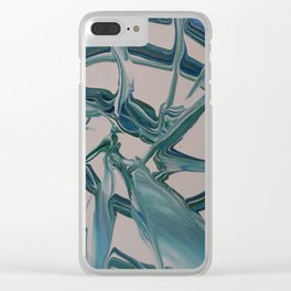 whirlpool Clear iPhone Case