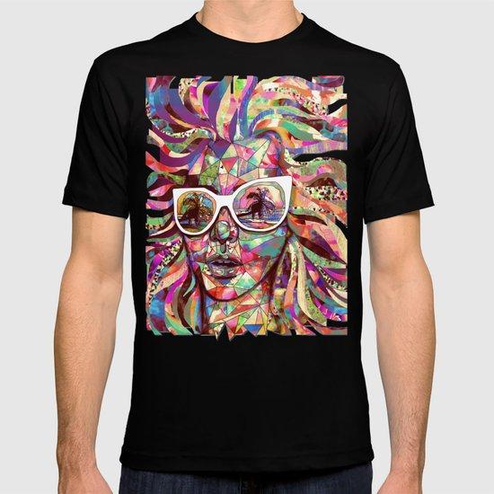 Sun Glasses In a Summer Sun T-shirt