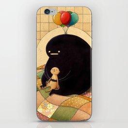 Fo Free iPhone Skin