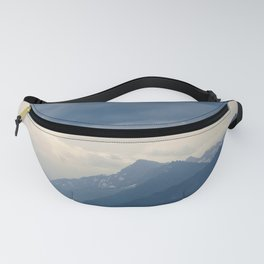 Misty Mountains Fanny Pack