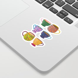 Comfort In A Cup Sticker
