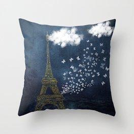 A Parie Throw Pillow