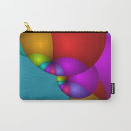 less is more -17- Carry-All Pouch
