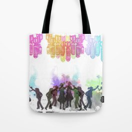 Until When? Tote Bag