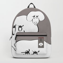Animal Testing - Really people? Backpack