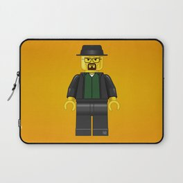 Lego Walter White - Vector Laptop Sleeve