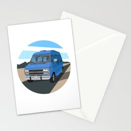 Ramblin' Roads Stationery Cards