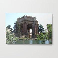 Palace Of Fine Arts - San Francisco Metal Print