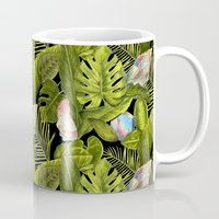 nordic Mugs featuring Nordic Tropic  by Nothing Can Go Wrng