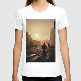 Foggy City T-shirt