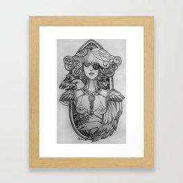 Josephine Framed Art Print