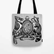 Regular Crest Tote Bag
