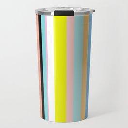 Nile Stripes Travel Mug