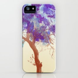 Water Your Tree of Life. iPhone Case