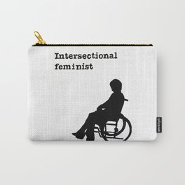 Intersectional Feminist Carry-All Pouch