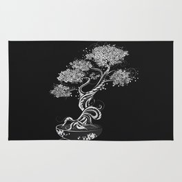 Bonsai tree Rug
