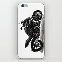 ducati iPhone & iPod Skins featuring Ducati Diavel 2013 by Elias Silva Photography