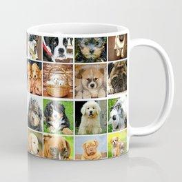 Puppy Dogs Coffee Mug