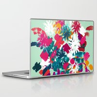 blush Laptop & iPad Skins featuring Blush by Picomodi