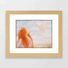 Escapes Framed Art Print