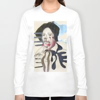 matisse Long Sleeve T-shirts featuring Composition 480 by Chad Wys