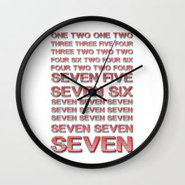Monica teaches Chandler 7 erogenous zones in F.R.I.E.N.D.S. Wall Clock