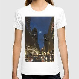Lincoln Center Christmas T-shirt