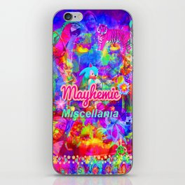 MaYhEmIc Miscellania: Assumaloom 42 iPhone Skin