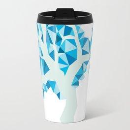 Blue Tree Travel Mug