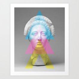 Camilla Art Print