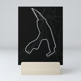 Circuit de Spa-Francorchamps Mini Art Print