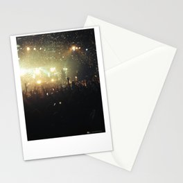 (A)live at Webster Hall Stationery Cards