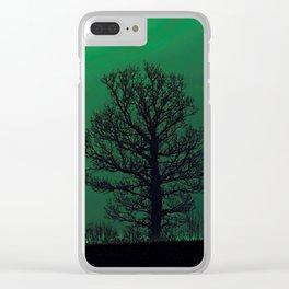 Fog 3 Clear iPhone Case