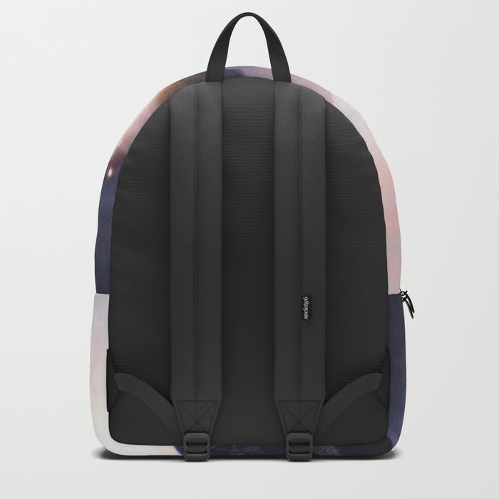 Energy. Backpack