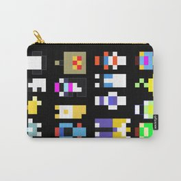 Minimalist undertale characters Carry-All Pouch