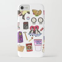 parks and recreation iPhone & iPod Cases featuring Parks & Recreation  by Shanti Draws