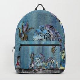 Inner world Backpack