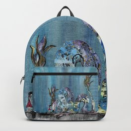 Inner world Backpack
